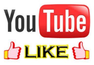 Dapatkan Lebih dari 100+ Youtube Likes ke Video Youtube anda