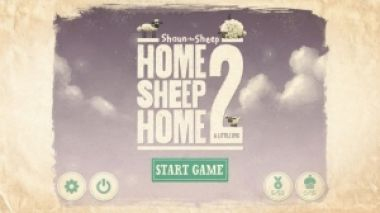 memberikan game Shaun The Sheep