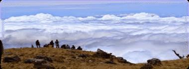 membantu menginformasikan mengenai 5 puncak gunung tertinggi di sulawesi
