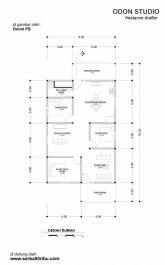 desain rumah dengan luas rumah kurang 100 m2