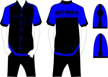 membuat design baju