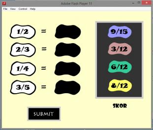 buat modul pembelajaran atau soal2 dari adobe flash
