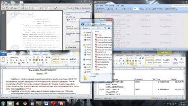 Mengetik PDF / format file lain ke Word or Excel 5 halaman(2500 kata)