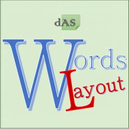 menawarkan jasa editing layout naskah resmi skripsi dll. per 25 halaman
