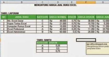 mengetikkan dan menginput data ke Ms.Excel dan Ms.Word