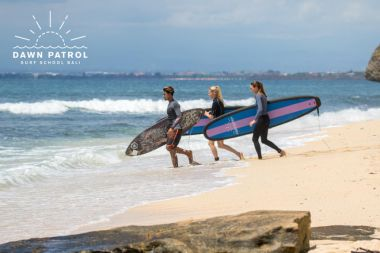 bookingkan surf lesson dibali