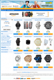 buatkan 5 auto blog untuk store amazon dengan thema Premium