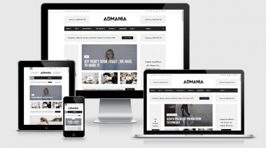 Installkan WP Premium Theme Admania + Bonus Premium Plugin