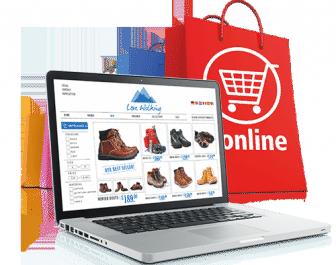 membuat suatu website penjualan online