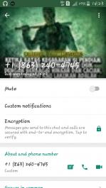 Membuatkan Kamu Whatsapp menggunakan Nomor Luar Negeri