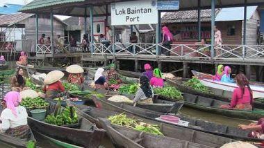 jadi tour guide anda untuk menikmati wisata-wisata terbaik di daerah Martapura dan Banjarmasin serta membuat anda terkesan