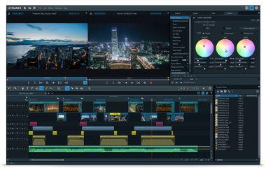 mengedit simpel video anda (potong,gabung,beri musik latar,intro,zoom,atau subtitle) maksimal berdurasi akhir 10 menit