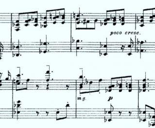 mentranscribe lagu dan digitalisasi partitur