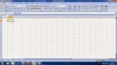 menginput data ke excel ataupun word
