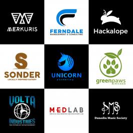 membuat desain logo (12 years experience in graphic design)