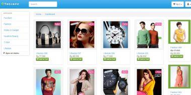 membuat onlineshop sederhana seperti http://ekipradhita.my.id/ochieshop
