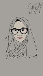 Membuatkan foto wajah anda menjadi sketchbook