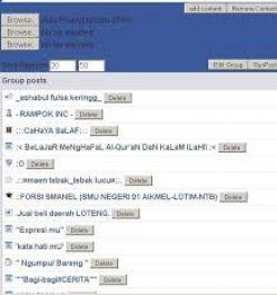 Autopost facebook group MURAH