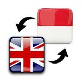menerjemahkan artikel Inggris ke Indonesia