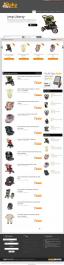 berikan 8 Wordpress Thema Amazon Store