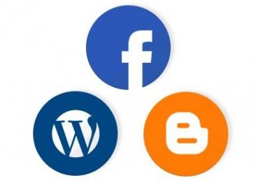memberikan komen di Facebook atau Blog kamu selama seminggu