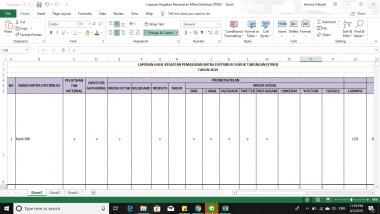 membantu mengentry data ke ms.excel dengan cepat dan hasil rapi