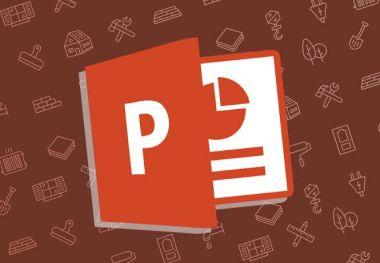 membuat slide yang cantik dan rapi untuk kebutuhan presentasi di powerpoint