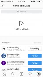 memberikan 5000 views untuk postingan video instagram anda