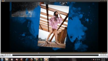 buatkan slideshow keren berdurasi 30 detik dengan 10 foto kamu