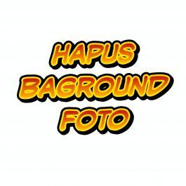 Menghapus Baground foto anda