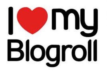 Memberikan Blogroll Kepada Anda Dari blog saya PR3= 16 blog permanent link