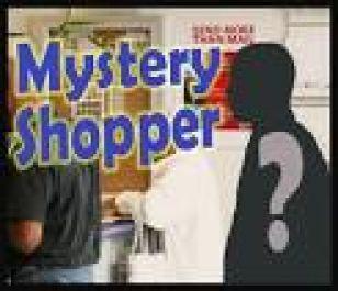 Bantu kamu menyelesaikan tes untuk menjadi mystery shopper Mc. Donald