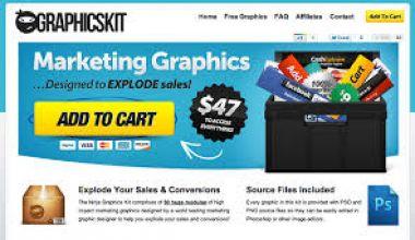 Memberikan anda Ninja Graphic Skit
