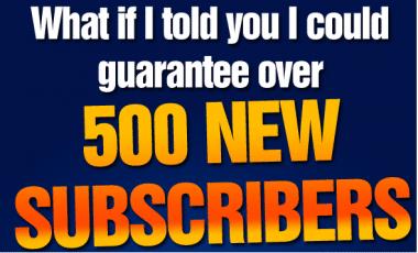 berikan cara mendapatkan 500 pelanggan per hari dibisnis online