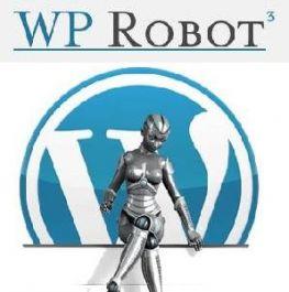 berikan plugin wp robot + cara setting sampai bisa di gunakan