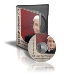 kirimkan DVD Ustad Yusuf Mansur tayangan Wisata Hati ANTV Nopember 2011