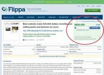 berikan produk Flippa Business Kit