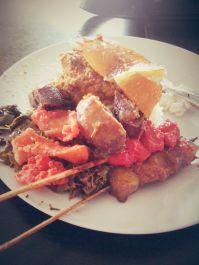memberitahu referensi kuliner B2 di Kota Mataram, Lombok