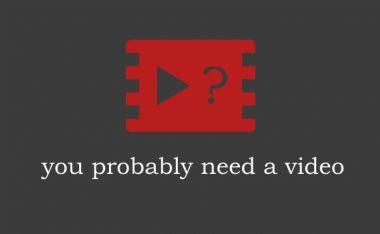 bikinkan video tutorial untuk website/blog kamu