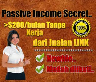 Tunjukkan Cara Mendapat >$200 per Bulan Passive Income dari Jualan LINK