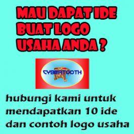 berikan 10 ide dan contoh logo dalam bentuk .PNG file baik untuk bisnis, web maupun blog Anda