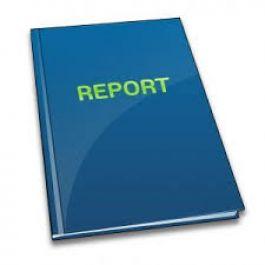 membuatkan laporan dalam bentuk apapun
