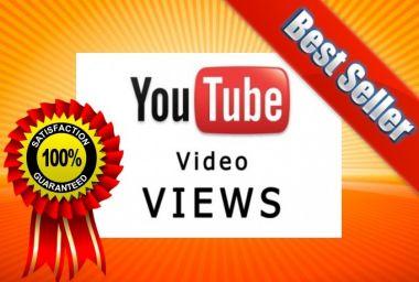Dapatkan Lebih dari 1000 REAL Youtube Views ke Video Youtube anda