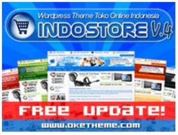 memberi anda Indo Store Theme dari oke themes