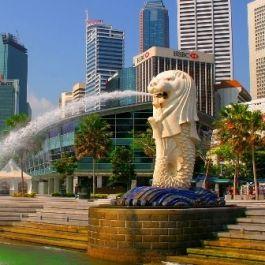 check in FB kamu dari Singapura