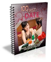 Memberikan Ebook 100 First Date Tips