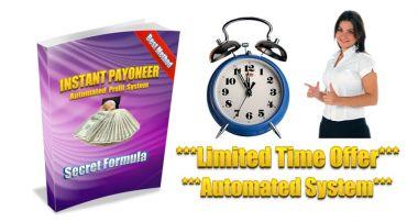Kasih Kasih Instant Payoneer AUTOMATED System Secret Formula