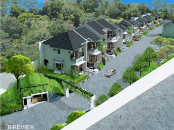 memberikan informasi bidang property harga tanah, rumah, dan perkembangan property di bogor, saya buat laporan tertulis.