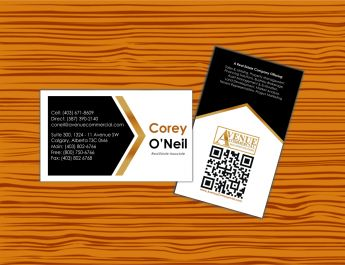 membuatkan anda desain kartu nama, flyer, sampul surat, amplop