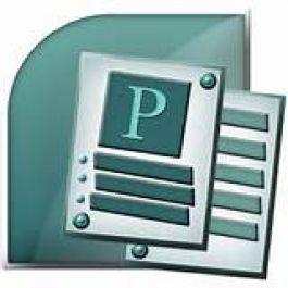 membuatkan desain brosur dan kartu nama untuk promosi usaha anda dengan microsoft publisher